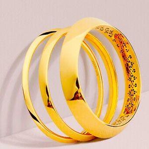 KATE SPADE ♠️ Raise The Bar 3 Bangle Bracelet Set
